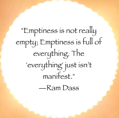 Emptiness-is-not